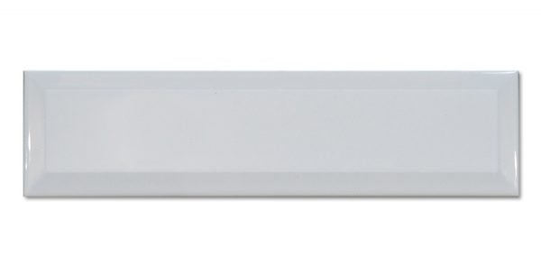 Biselado Blanco Brillante 7,5×30