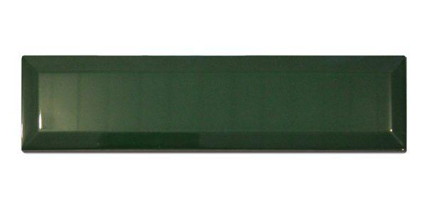 Biselado Verde Brillante 7,5×30
