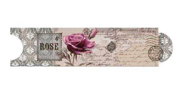 Stamp Rosa