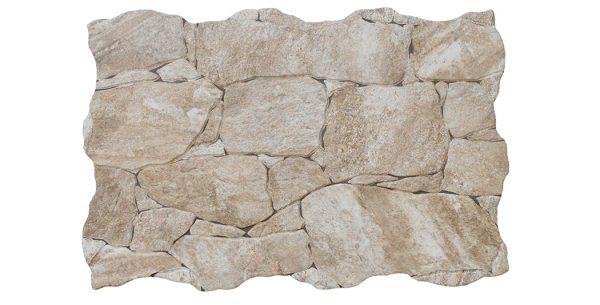 Piedra Ribasso Crema